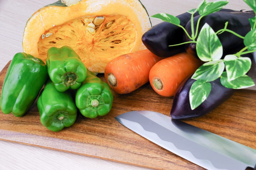 旬のお野菜をラクにたっぷり食べられる「ゆるベジ」